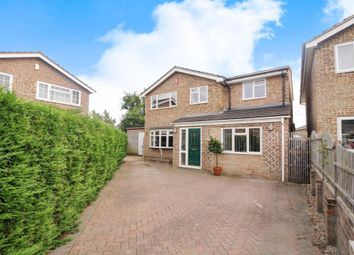 Thumbnail 4 bed detached house for sale in Mersey Way, Henwick, Thatcham