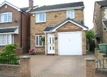 Thumbnail 3 bed detached house for sale in Sough Road, South Normanton, Alfreton