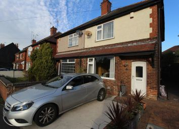 Thumbnail 2 bed semi-detached house for sale in Prospect Street, Mansfield