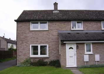 Thumbnail 3 bed end terrace house to rent in Magdalene Close, Longstanton, Cambridge