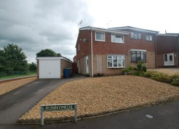 Thumbnail 3 bed property to rent in Runnymede, Stone