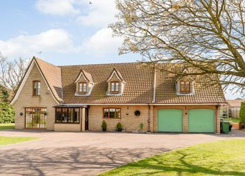 Thumbnail 4 bed detached house for sale in Watton Green, Thetford, Norfolk