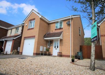 Thumbnail 3 bed detached house for sale in Ffynnon Dawel, Aberdulais, Neath