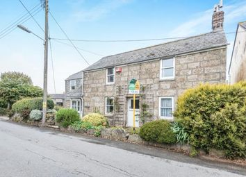 Thumbnail 3 bed detached house for sale in St.Buryan, Penzance, Cornwall