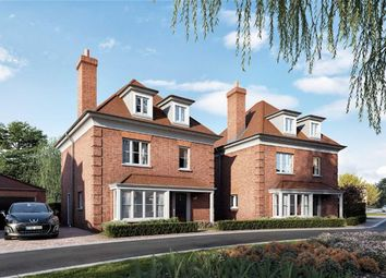 Thumbnail 5 bed detached house for sale in Trent Park, Snakes Lane, Cockfosters, Hertfordshire