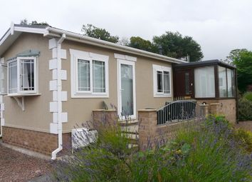 Thumbnail 1 bed mobile/park home for sale in Ord House Country Park, East Ord, Berwick Upon Tweed, Northumberland