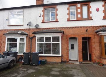 Thumbnail 2 bedroom terraced house to rent in Baldwins Lane, Hall Green, Birmingham