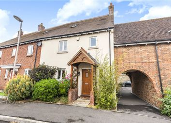 Thumbnail 3 bed end terrace house for sale in Augustan Avenue, Shillingstone, Blandford Forum