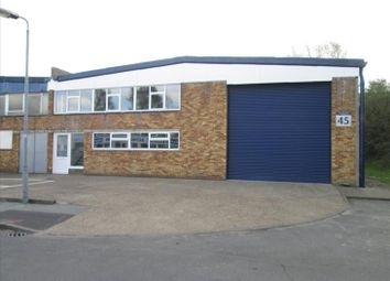 Thumbnail Light industrial to let in 45, Roundtree Way, Norwich