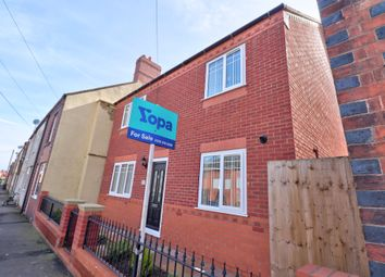 Thumbnail 4 bed detached house for sale in Newcastle Street, Silverdale, Newcastle-Under-Lyme