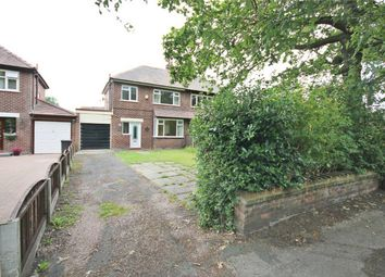 Thumbnail 3 bed semi-detached house for sale in Hood Lane North, Great Sankey, Warrington