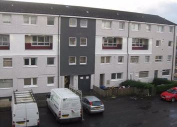 Thumbnail 3 bed flat for sale in Ettrick Terrace, Johnstone