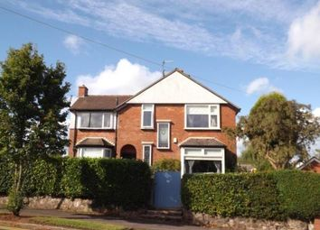 Thumbnail 4 bedroom detached house for sale in The Avenue, Stoke-On-Trent, Staffordshire