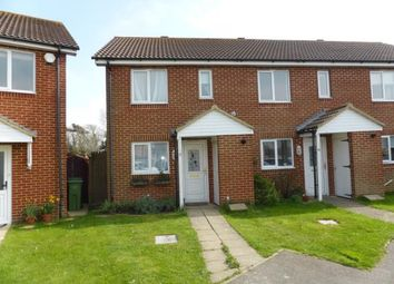 Thumbnail 2 bed end terrace house for sale in The Meadows, New Romney, Kent