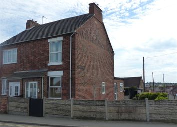 Thumbnail 2 bed semi-detached house for sale in Burton Road, Midway