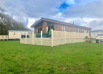 Thumbnail 2 bed mobile/park home for sale in Meridean Way, Sand Le Mere Holiday Village, Tunstall, East Riding Of Yorkshire