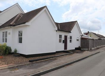 Thumbnail 3 bed bungalow to rent in Church Road, Billericay
