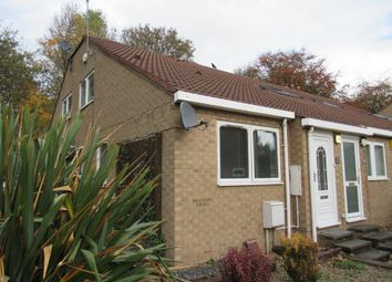 Thumbnail 1 bed semi-detached bungalow to rent in Brandling Mews, Gosforth, Newcastle Upon Tyne, Tyne And Wear