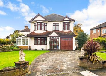 Thumbnail 4 bed detached house for sale in Broad Lawn, New Eltham, London