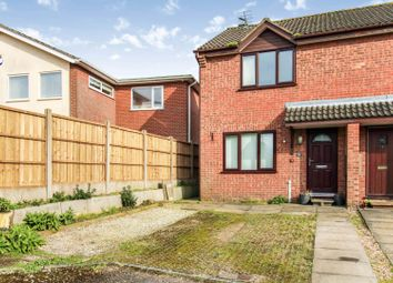 Thumbnail 2 bed semi-detached house for sale in Orchard Close, Gilmorton