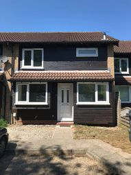 Thumbnail 1 bed terraced house to rent in Willowmead Close, Goldsworth Park