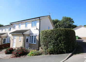 Thumbnail 2 bed end terrace house to rent in Gloucester Road, Exwick, Exeter
