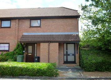 Thumbnail 1 bed flat to rent in Guinea Court, Chineham, Basingstoke