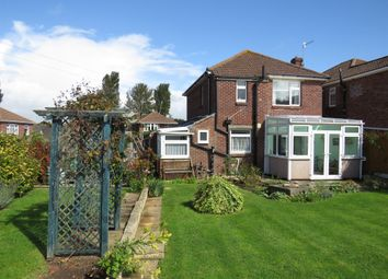 Thumbnail 3 bed detached house for sale in Hardy Avenue, Weymouth