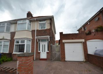 Thumbnail 3 bed property to rent in Logan Road, Walkerville, Newcastle Upon Tyne