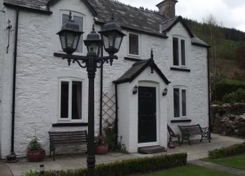 Thumbnail 4 bed detached house for sale in Denbighshire, Llandrillo