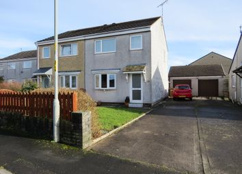 3 bed semi-detached house for sale in Sandhurst Drive, Whitehaven, Cumbria CA28