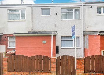 Thumbnail 3 bed terraced house to rent in Arncliffe Close, Bransholme, Hull
