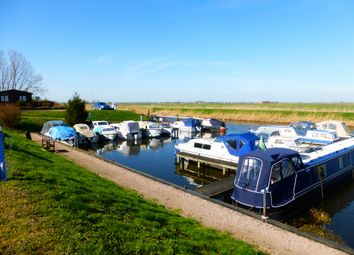 Thumbnail 2 bedroom lodge for sale in Staffurths Bridge, March