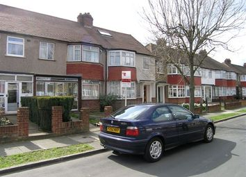 Thumbnail 3 bed semi-detached house to rent in Leamington Avenue, Morden, Surrey