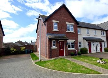 Thumbnail 3 bed semi-detached house for sale in Kirkland Fold, Wigton, Cumbria
