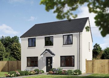 "Thumbnail 4 bed detached house for sale in ""The Ettrick"" at Invergowrie, Dundee"
