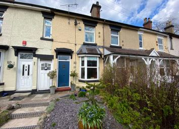 Uttoxeter Road, Meir, Stoke-On-Trent, Staffordshire ST3. 2 bed terraced house for sale