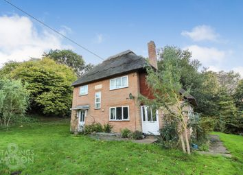 Thumbnail 3 bed cottage to rent in The Hill, Ranworth, Norwich