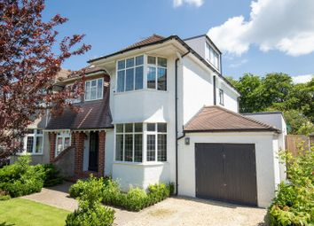 4 bed semi-detached house for sale in The Crescent, Henleaze, Bristol BS9