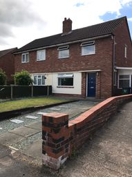 Thumbnail 2 bedroom semi-detached house to rent in Winsor Road, West Bromwich B712Nl
