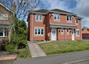 Thumbnail 2 bed property for sale in Parsonwood Hill, Whitwick, Leicestershire