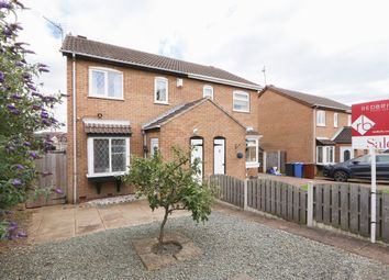Thumbnail 2 bed semi-detached house for sale in Brecon Close, Sothall, Sheffield