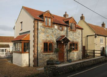Thumbnail 2 bed detached house for sale in Bleadney, Wells
