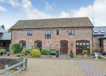 Thumbnail 4 bed barn conversion for sale in Peggs Lane, Buckland, Aylesbury