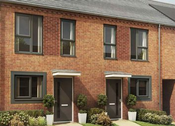 """Thumbnail 2 bedroom terraced house for sale in """"The Lutton"""" at Great Brickkiln Street, Wolverhampton"""