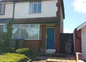 Thumbnail 2 bed semi-detached house to rent in Preston Old Road, Blackpool