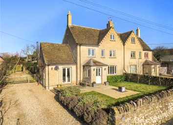 Thumbnail 3 bed semi-detached house for sale in The Approach, Aldsworth, Cheltenham, Gloucestershire
