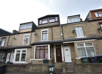 Thumbnail 4 bed terraced house for sale in Gladstone Street, Bradford, West Yorkshire