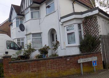Thumbnail Studio to rent in Merlin Crescent, Edgware