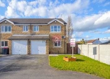 Thumbnail 3 bed semi-detached house for sale in Waverley Avenue, Thurcroft, Rotherham